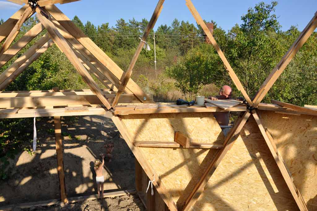 Строительство купольного дома своими руками 67
