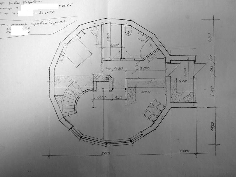 Постройка купольного дома своими руками подробная схема 92